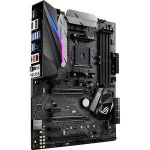 ASUS ROG STRIX X370-F GAMING Desktop Motherboard - AMD Chipset - Socket AM4