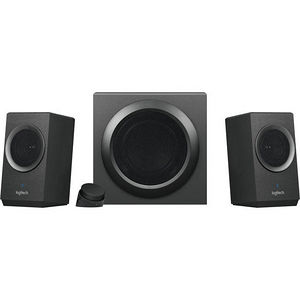 Logitech 980-001260 Z337 2.1 Speaker System - 40 W RMS - Wireless Speaker(s)