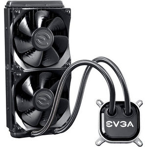 EVGA 400-HY-CL24-V1 CLC 240 Cooling Fan/Water Block