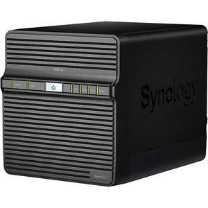 Synology DS418J DiskStation 4-Bay NAS Station