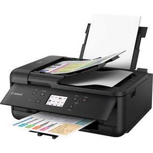 Canon 2232C002 PIXMA TR7520 Inkjet Multifunction Printer - Color - Photo Print - Desktop