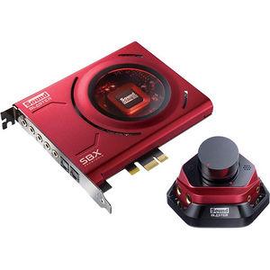Creative 70SB150600000 Zx PCIe Sound Card