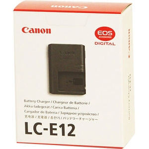 Canon 6781B001 Battery Charger LC-E12