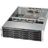 Supermicro CSE-836BE1C-R1K23B SuperChassis 836BE1C-R1K23B 3U Rack-mountable Server Case