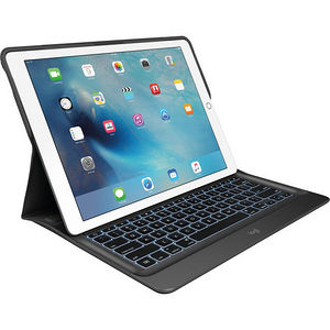 Logitech 920-007824 CREATE Keyboard/Cover Case (Folio) iPad Pro - Black