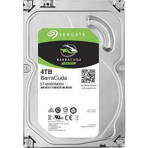"Seagate ST4000DM004 Barracuda 4 TB 3.5"" Internal Hard Drive - SATA"