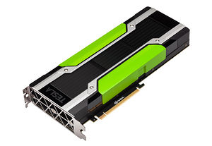 NVIDIA 900-2H400-0010-000 Tesla P100 Graphic Card - 12 GB HBM2 - Full-length/Full-height