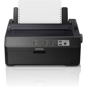 Epson C11CF37201 FX-890II Dot Matrix Printer - Monochrome