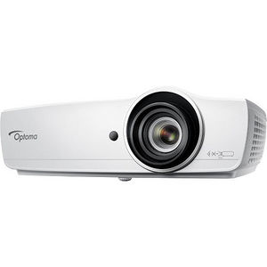 Optoma EH465 3D Ready DLP Projector - 1080p - HDTV - 16:9