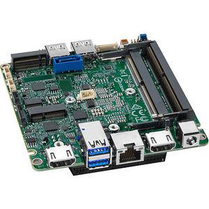 Intel BLKNUC7I5DNBE NUC7i5DNBE Desktop Motherboard - Core i5 i5-7300U Dual-core (2 Core) 2.60 GHz