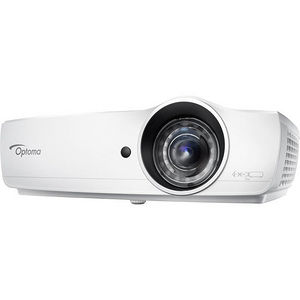 Optoma EH460ST 3D Ready Short Throw DLP Projector - 1080p - HDTV - 16:9