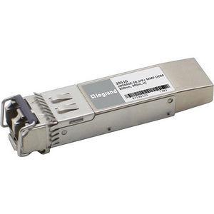 C2G 10301-LEG Extreme Networks 10301 Compatible 10GBase-SR MMF SFP+ Transceiver Module