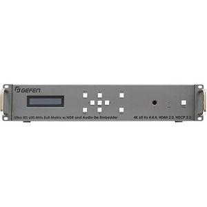 Gefen EXT-UHD600A-88 4K Ultra HD 600 MHz 8x8 Matrix