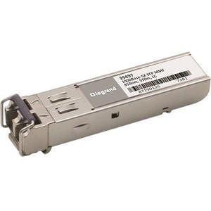 C2G 3CSFP91-LEG HP 3CSFP91 Compatible 1000Base-SX MMF SFP (mini-GBIC) Transceiver Module