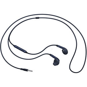 Samsung EO-EG920LBEGUS Active In-Ear Headphones, Black Sapphire