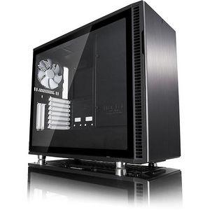 Fractal Design FD-CA-DEF-R6-BK-TG Define R6 Computer Case - Mid-tower - Black