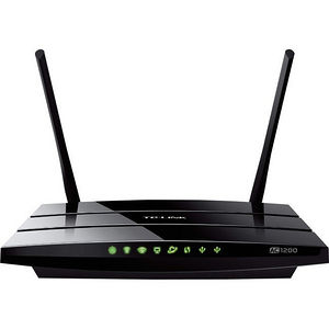 TP-LINK ARCHER C5 IEEE 802.11ac Ethernet Wireless Router