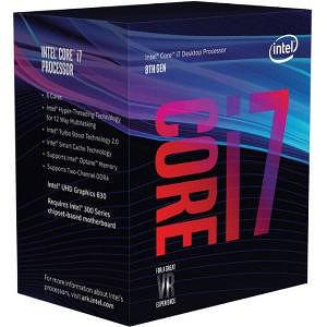 Intel BX80684I78700 Core i7 i7-8700 6 Core 3.20 GHz Processor - Socket H4 LGA-1151