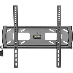 "Tripp Lite DWFSC3255MUL Display TV Monitor Security Wall Mount Fixed Flat/Curved 32"" - 55"""