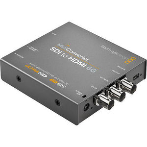 Blackmagic Design CONVMBSH4K6G Mini Converter - SDI to HDMI 6G