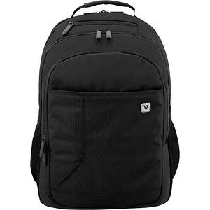 """V7 CBP16-BLK-9N PROFESSIONAL Carrying Case (Backpack) for 16"""" Clothing, Notebook, Accessories"""