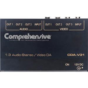 Comprehensive CDA-V31 Video Splitter