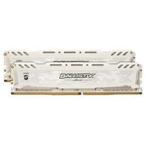 Crucial BLS2K16G4D240FSC Ballistix Sport LT 32GB DDR4 SDRAM Memory Module - Non-ECC - Unbuffered