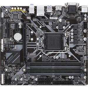GIGABYTE B360M DS3H Ultra Durable Desktop Motherboard - Intel Chipset - Socket H4 LGA-1151