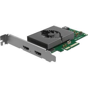 Magewell 11152 Pro Capture HDMI 4K Plus-LT LP PCIe x4, 1-channel HDMI, Ultra HD 4Kp60 Loop-through