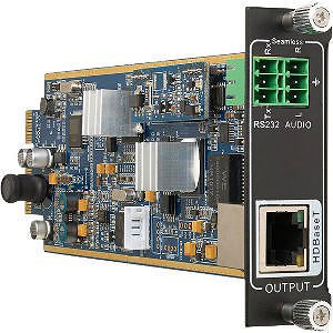 KanexPro FLEX-OUT-HDBT Flexible One Output HDBaseT 1080p card with Audio