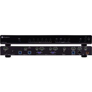 Atlona AT-UHD-CLSO-612ED 6 Input Switcher and Scaler with HDBaseT and HDMI Output