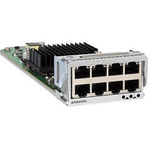 NETGEAR APM408C-10000S 8x100M/1G/2.5G/5G/10GBASE-T Port Card