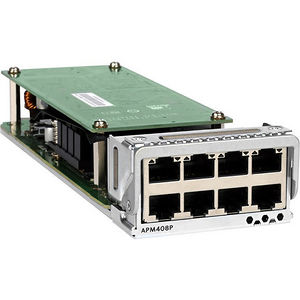 NETGEAR APM408P-10000S 8x100M/1G/2.5G/5G/10GBASE-T PoE+ Port Card