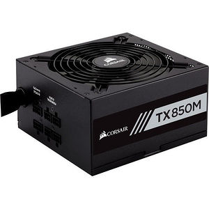 Corsair CP-9020130-NA TX850M - 850 Watt 80 Plus Gold Certified PSU