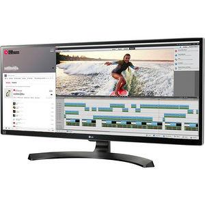 """LG 34UM88-P Ultrawide 34"""" LED LCD Monitor - 21:9 - 5 ms"""