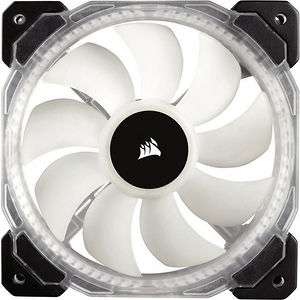 Corsair CO-9050066-WW HD120 RGB LED High Performance 120mm PWM Fan with Controller