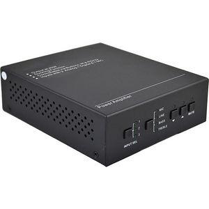 KanexPro AP3DBL Mini 3-input Audio Amplifier with Mic Mixer