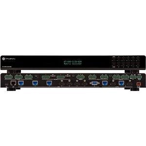 Atlona AT-UHD-CLSO-824 4K/UHD 8×2 Multi-Format Matrix Switcher