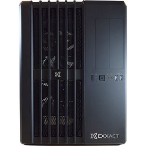 Exxact Valence VWS-264608-DPN 1x Intel Core i7/Xeon - Deep Learning NVIDIA® GPU solution