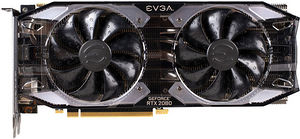 EVGA 08G-P4-2182-KR GeForce RTX 2080 XC GAMING Graphic Card 8 GB GDDR6