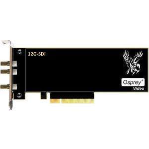 Osprey 95-00514 1225 - Dual 12G SDI, I/O, Genlock