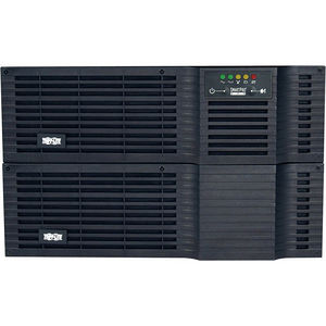 Tripp Lite SMART5000RT3U UPS Smart 5000VA 4000W Rackmount AVR 208V/120V 5kVA USB DB9 6URM
