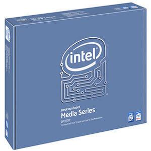 Intel BOXDP35DPM Media DP35DP Desktop Motherboard - Chipset - Socket T LGA-775 - 1 x Retail Pack
