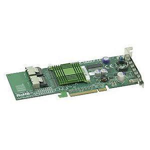 Supermicro AOC-USASLP-L8I LSI MegaRAID LSISAS1068E 8 Port SAS RAID Controller