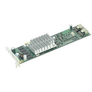 Supermicro AOC-USASLP-S8I 8 Port Serial ATA/SAS RAID Controller