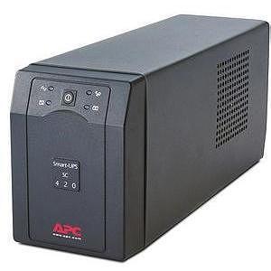 APC SC420I Smart-UPS SC 420VA 260W
