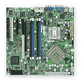 Supermicro MBD-X7SBL-LN2-B X7SBL-LN2 Server Motherboard - Intel Chipset - Socket T LGA-775 - Bulk