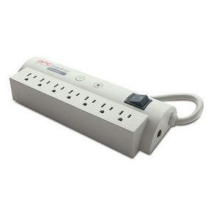 APC PER7 SurgeArrest Personal 7 Outlet 120V Surge Suppressor