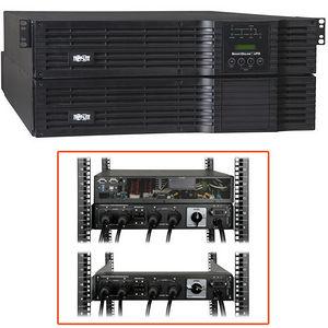 Tripp Lite SU8000RT4U SmartOnline 8000VA 5600W Tower/Rack Mountable UPS