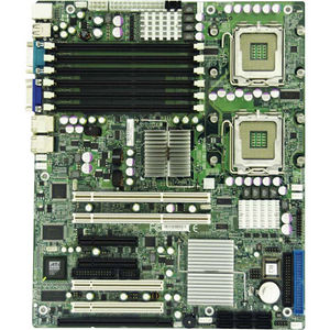 Supermicro MBD-X7DVL-E-O Server Motherboard - Intel 5000V Chipset - Socket J LGA-771 - Retail Pack